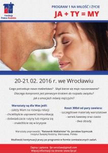 JA+TY=MY Wrocław 2016